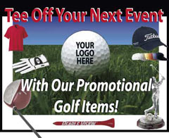 Prommotional Golf Items